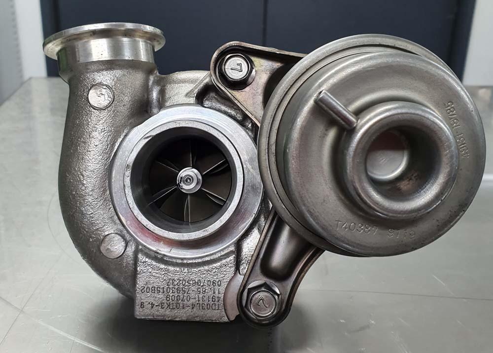Turbocharger BMW