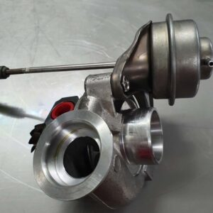Turbocharger BMW