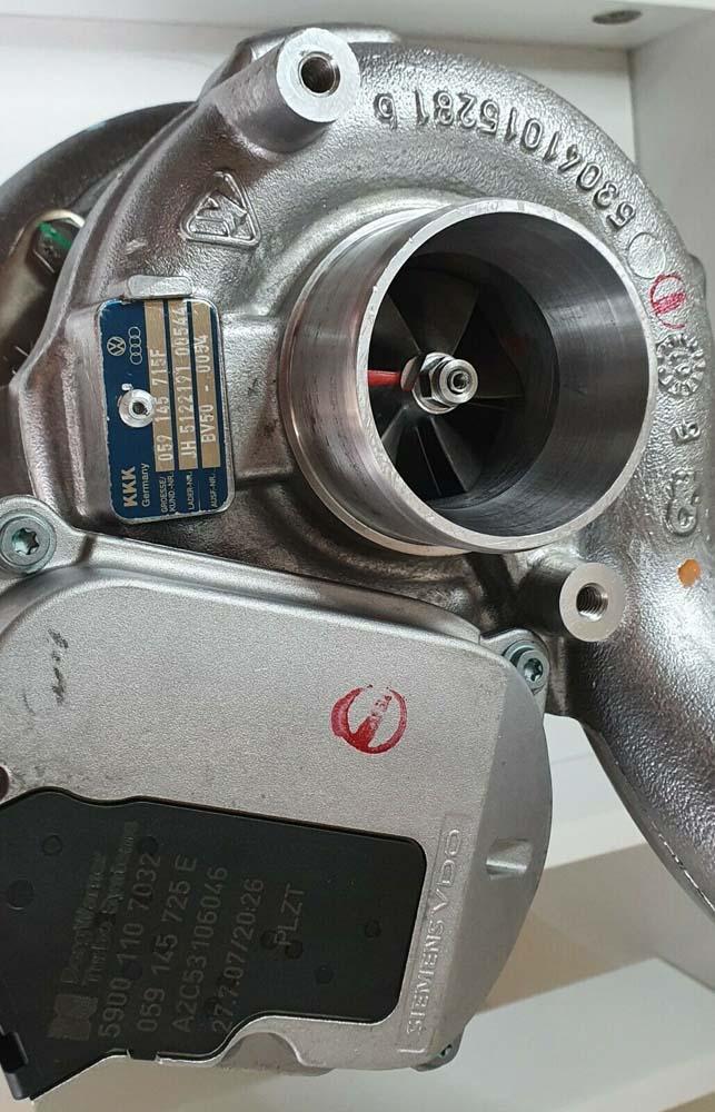 Audi V6 TDI BV50