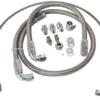 AF30-1001 SR20 S13 Turbo Water Line & Oil Feed Kit